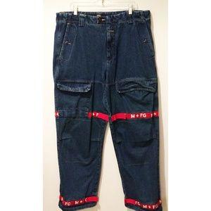 Marithe Francois Girbaud Men's Jeans 40W 34L